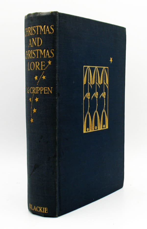 Covedsr of Christmas and Christmas Lore
