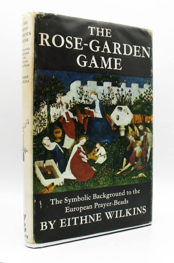 Cover of The Rose Garden Game