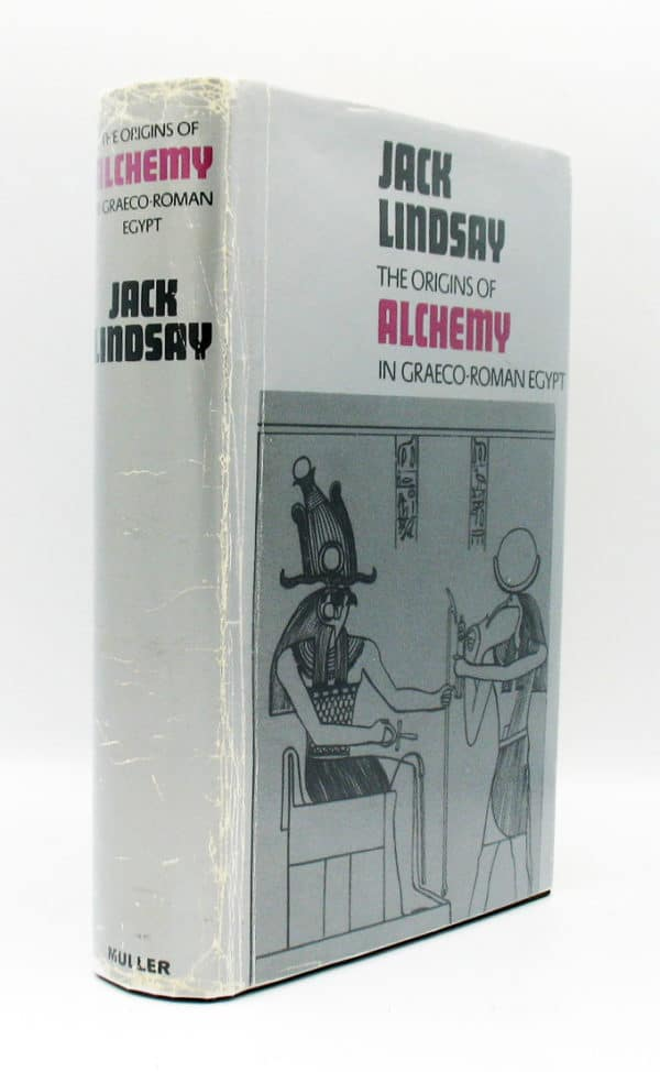 Cover of The Origins of Alchemy