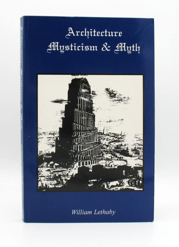cover of Architecture, Mysticism & Myth