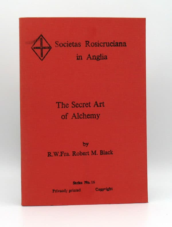 cover for The Secret Art of Alchemy