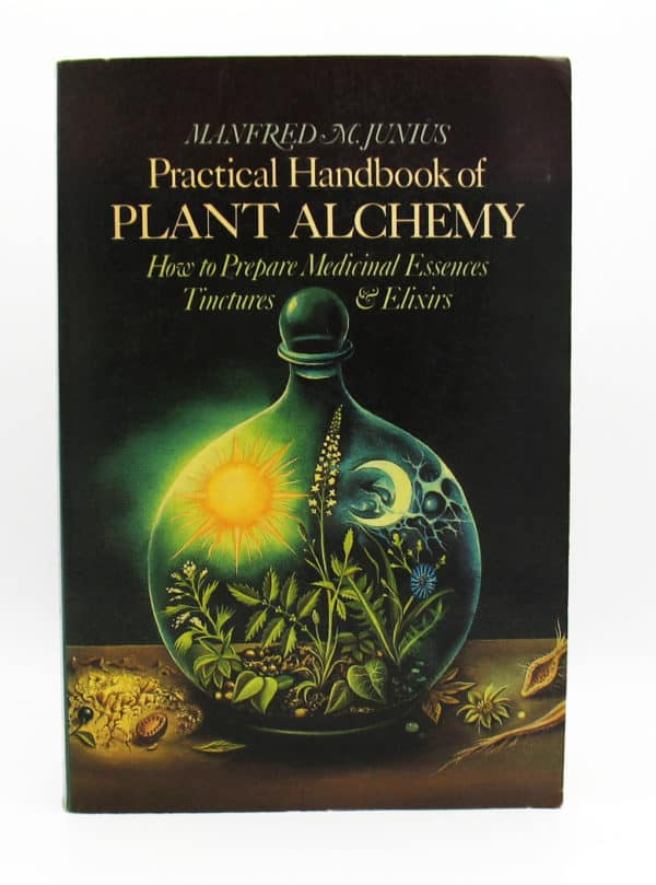 Cover of Practical Handbook of Plant Alchemy