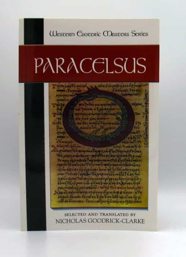 cover of Paracelsus