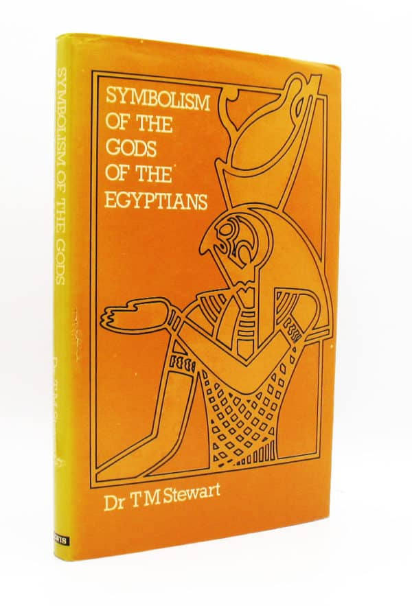 Cover of Symbolism of The Gods of the Egyptians
