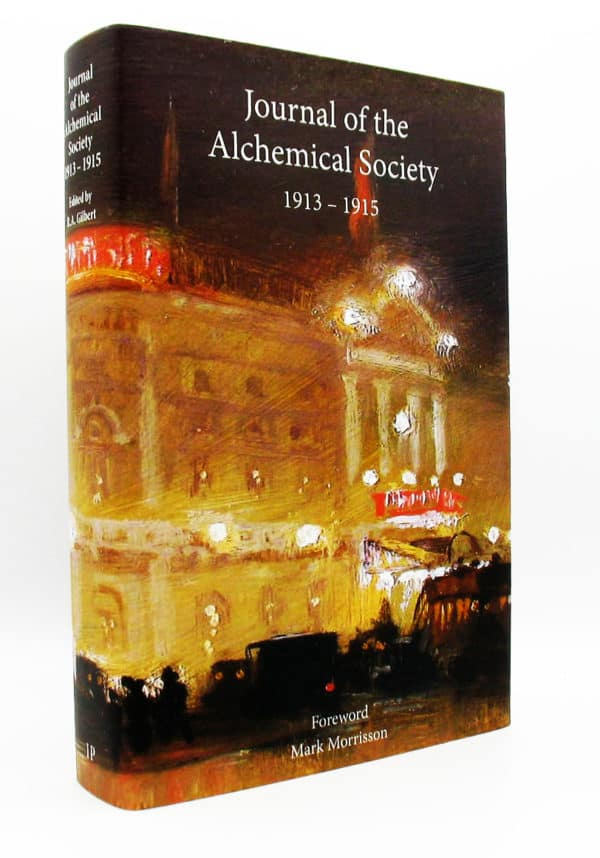Cover of Journal of the Alchemical Society H/B