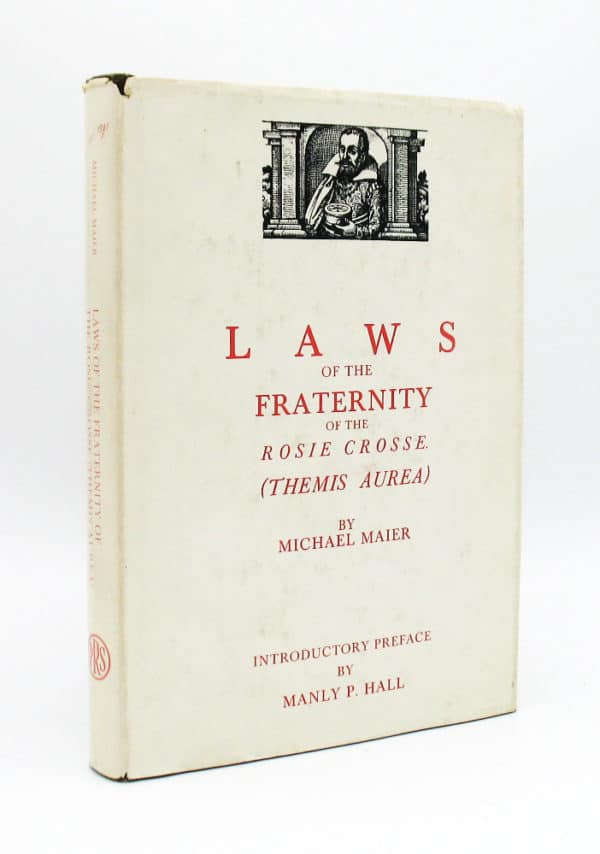 Cover of Laws of the Fraternity of the Rosie Cross