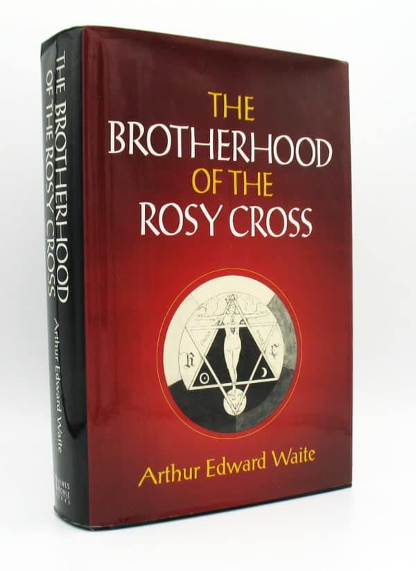 Cover of the Brotherhood of the Rosy Cross