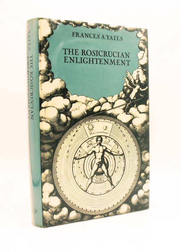 Cover of The Rosicrucian Enlightenment