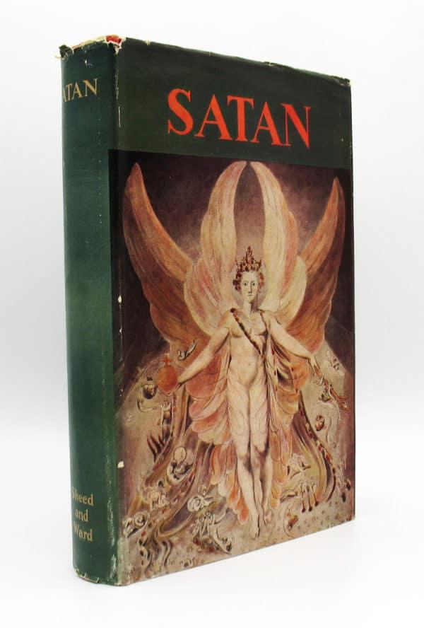 Cover of Satan