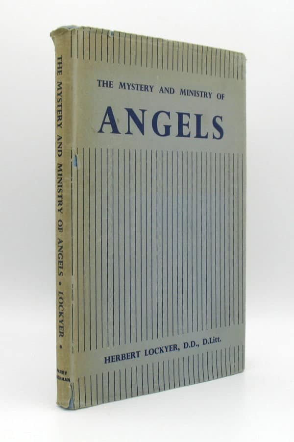 Cover of The Mystery and Ministry of Angels