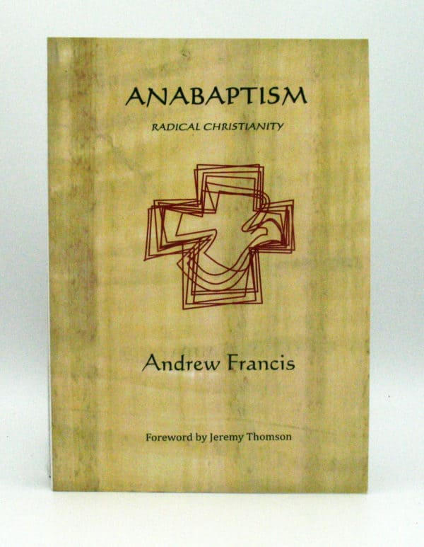 Cover of Anabaptism