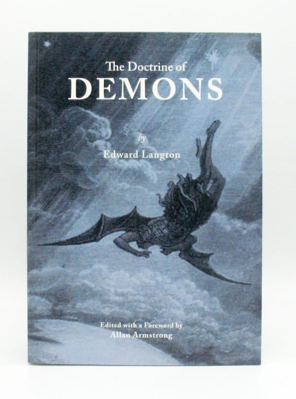 Cover of the Doctrine of Demons