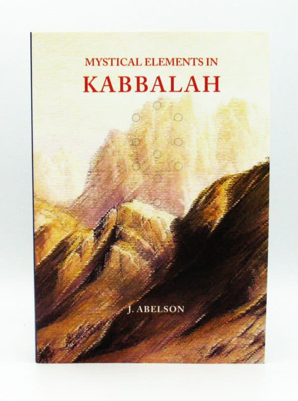 cover of Mystical Elements in Kabbalah
