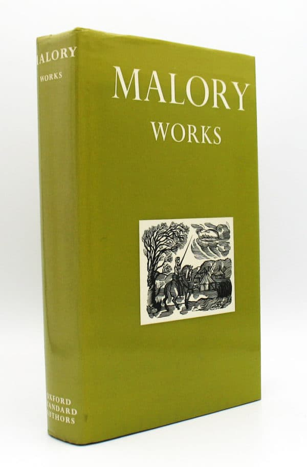 Cover of Malory's Works