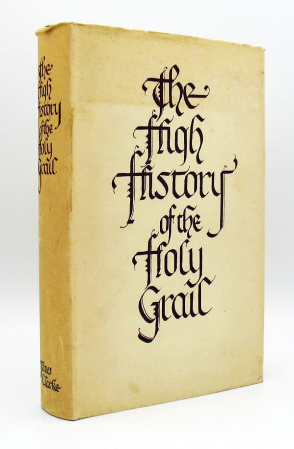 cover for The High History of the Holy Grail