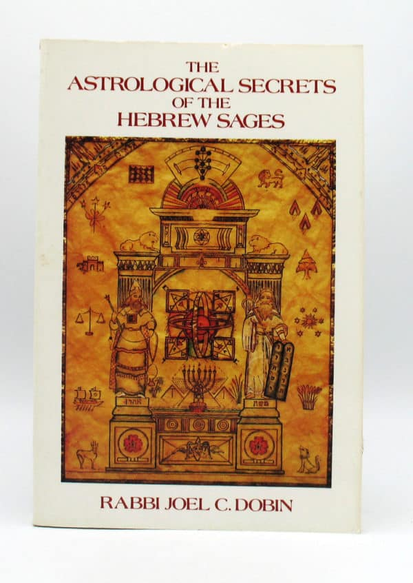 Cover of The Astrological Secrets of the Hebrew Sages