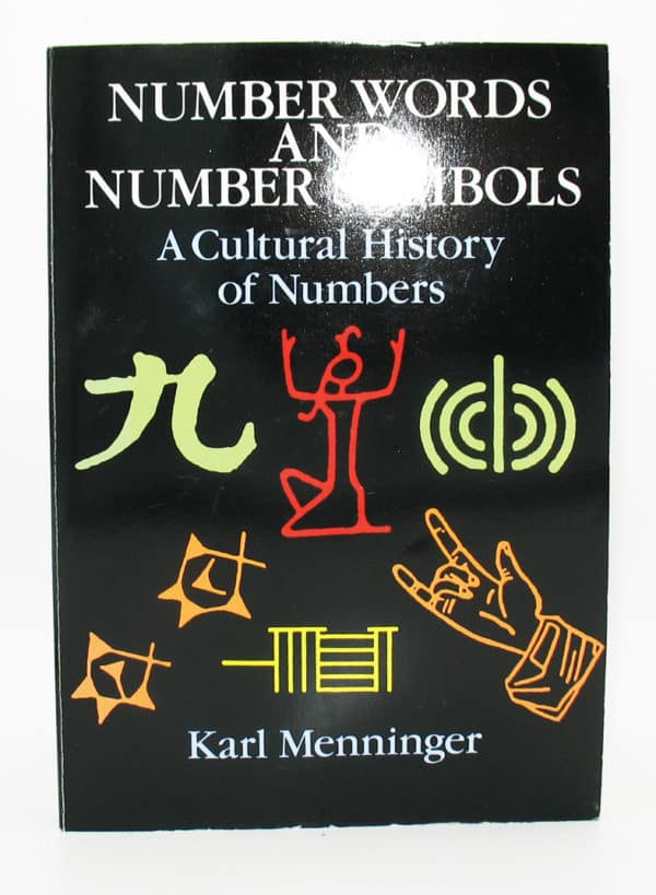 Cover of Number Words and Number Symbols