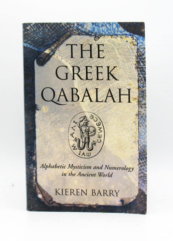 cover for The Greek Qabalah