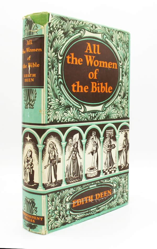 Cover of All the Women of the Bible