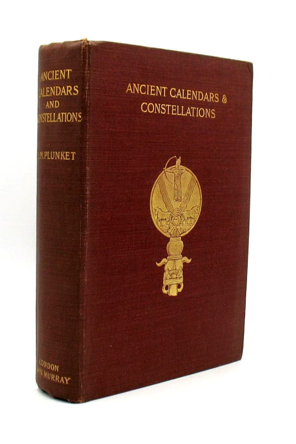 Cover of Ancient Calendars & Constellations