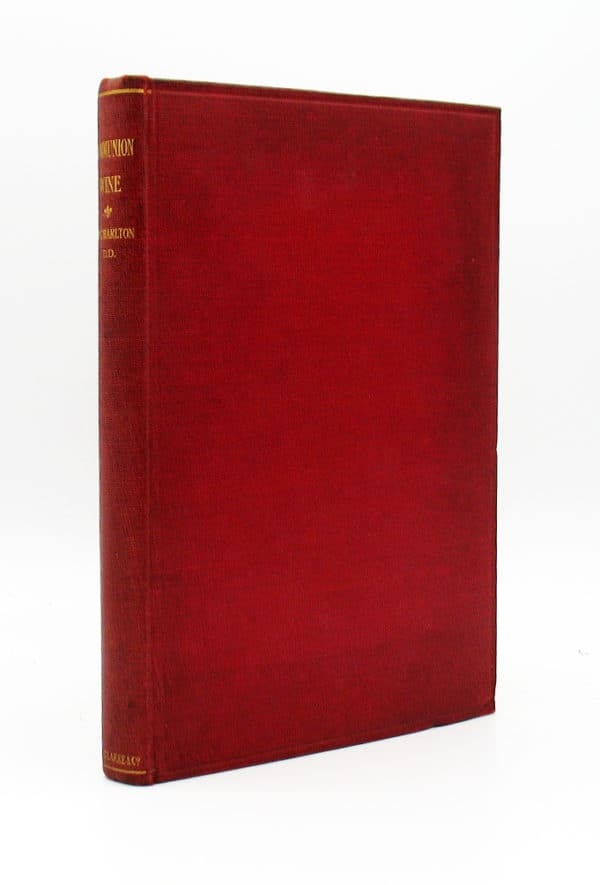 Cover of Communion Wine