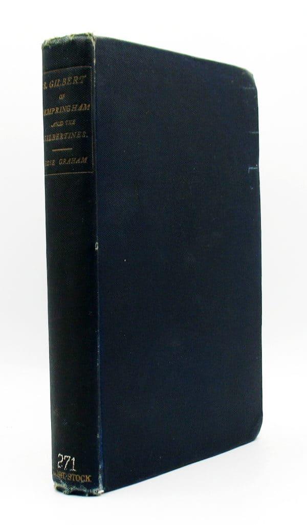 Cover of St Gilbert of Sempringham