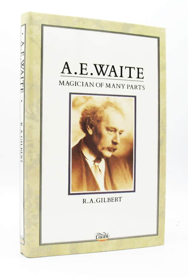 Cover of A E Waite - Magician of Many Parts