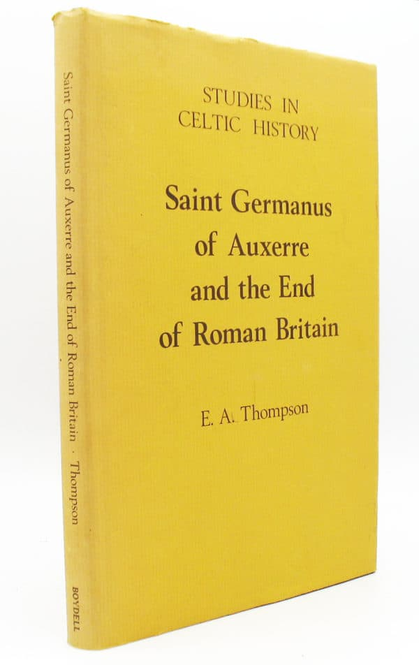 cover of St Germanus of Auxerre