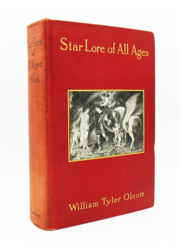 Cover of Star Lore of All Ages